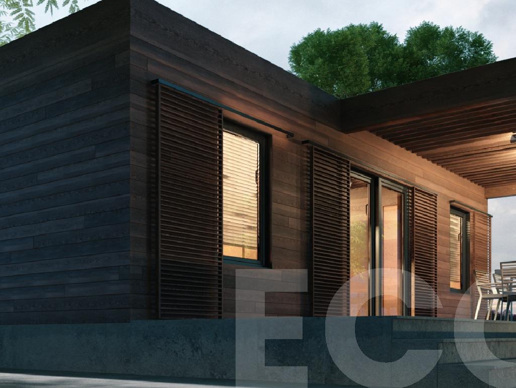 Prix Maison En Container ecoframe - construction de maison container, écologique et